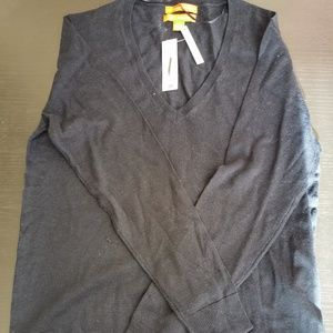 Bnwt 100% merino wool sweater  L